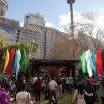 NAIDOC Week celebrated in Hyde Park in 2012 (photograph courtesy City of Sydney)