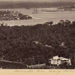 Parramatta River photographed by Charles Bayliss, c1880s (National Library of Australia, nla.obj-140564529)