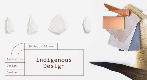 Artworks by Lucy Simpson & Nicole Monks, Indigenous Design at the Australian Design Centre, 2016