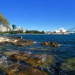 Panorama of Sydney Harbour 2015 (City of Sydney)