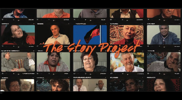 The Story Project (image courtesy Aboriginal Legal Service NSW/ACT)