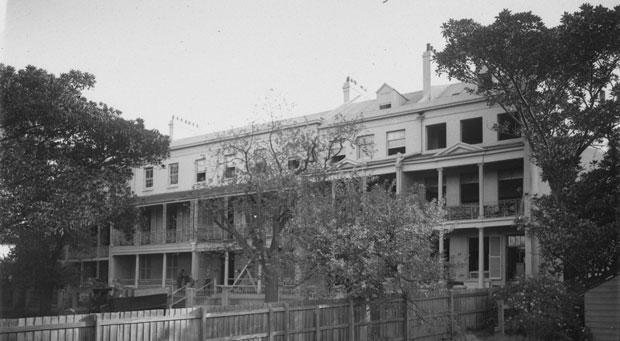 Aborigines Protection Board Office