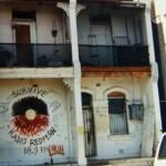 Radio Redfern on Cope Street in 198